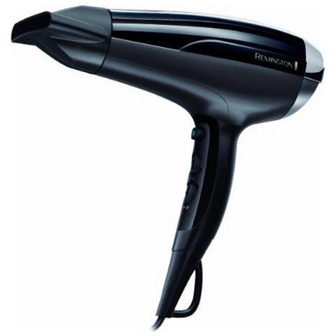 REMINGTON D5215 Pro-Air Shine Asciugacapelli Potenza 2300 Watt Colore Nero
