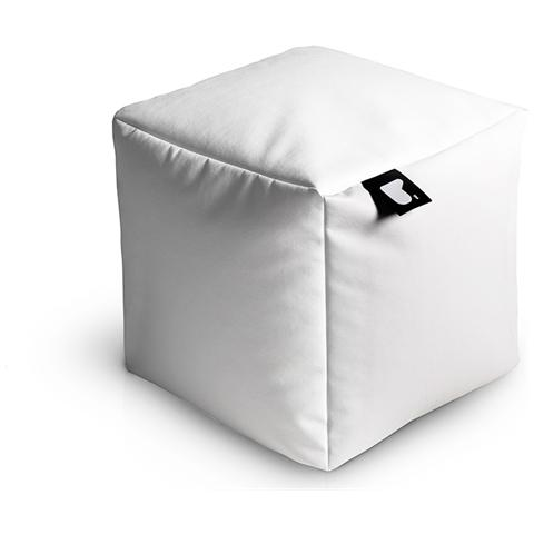 B-BAG Pouf Outdoor B-box White