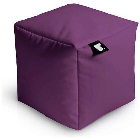 B-BAG Pouf Outdoor B-box Berry