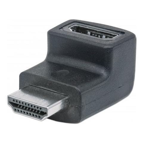MANHATTAN 353502 HDMI HDMI Nero cavo di interfaccia e adattatore