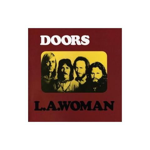 WARNER BROS Cd Doors (the) - L. A. Woman
