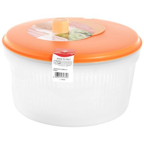 Centrifuga per Insalata Arancione 26 cm