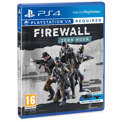 SONY PS4 - Firewall Zero Hour (Richiede PS VR)