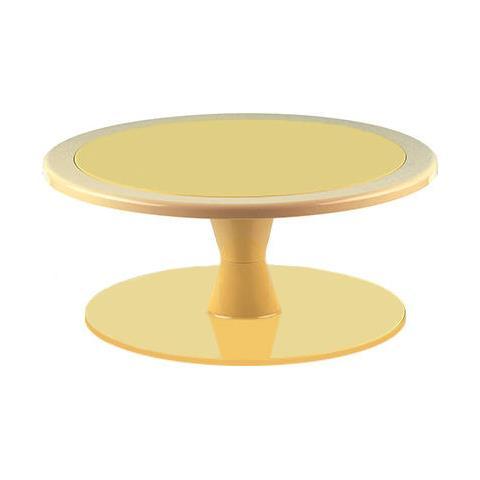 Hula Up Yellow S - Alzatina Small À240 Mm