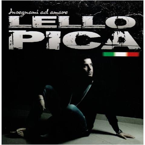 ZEUS RECORD Lello Pica - Insegnami Ad Amare