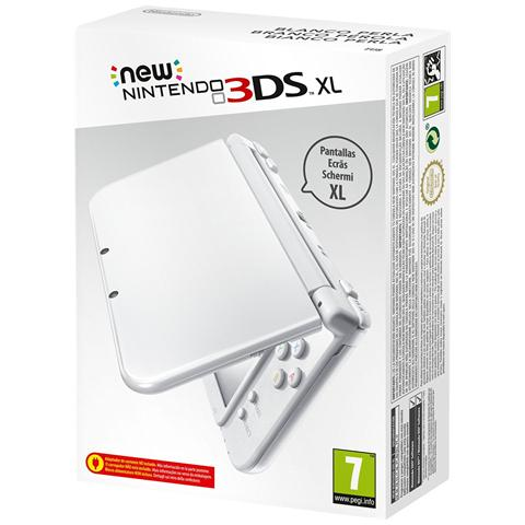 Image of Console New 3DS XL Bianco Perla