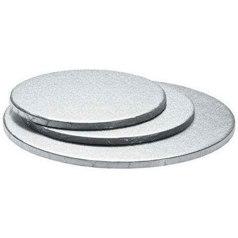 Cake Board Tondo Bordo Alto 1,2 Cm Decora - Cm 38