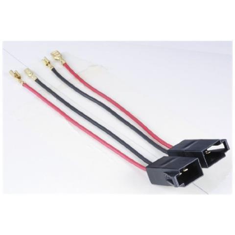 HAMA Speaker Adapter Cable Nero cavo di interfaccia e adattatore