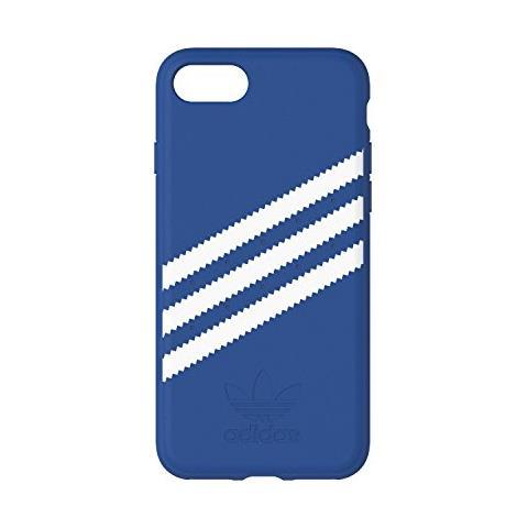 adidas Cover per iPhone 6/6s / 7/8 colore Blu / Bianco