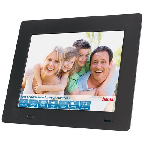 Cornice Digitale DPF-7 Slimline Basic Display 7'' Formato 4:3 Lettore SD / SDHC / MMC Colo...
