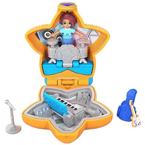 Polly Pocket FRY32 Ragazza set di action figure giocattolo