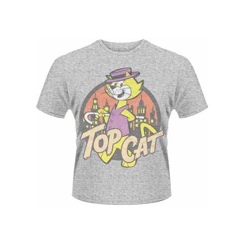 PLASTIC HEAD Top Cat - Top Cat (T-Shirt Unisex Tg. M)