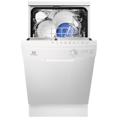 Lavastoviglie Slim ESF4202LOW Classe A+ Capacità 9 Coperti Colore Bianco