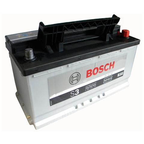 Batteria Auto Bosch S3013 90 AH Dx