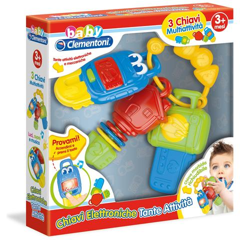 CLEMENTONI Baby Clementoni - Chiavi Elettroniche