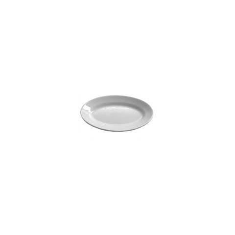 Piatto Ovale Diametro 23 cm - Linea Tivoli