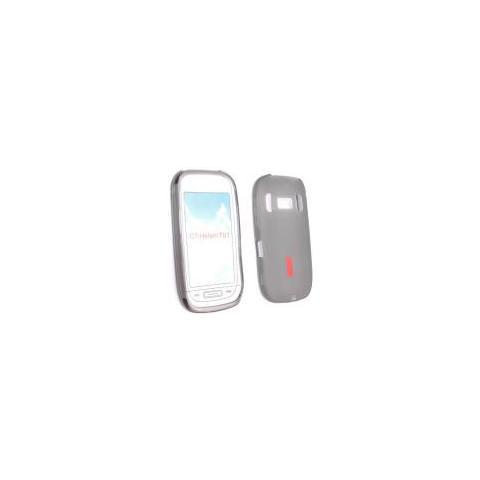 Nokia Custodia Nokia C7 Gel Tpu Nera