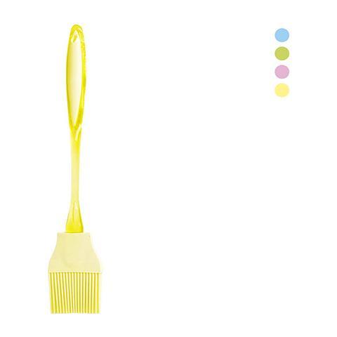 Habi Set 4 Pennelli Silicone Pastel Cm22,5 Pasticceria