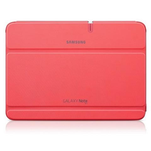 SAMSUNG Book Cover Flip per Galaxy Note 10.1. Colore Berry Pink
