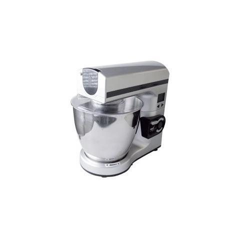 Suprema Robot da Cucina Capacità 7 Litri Potenza 1000 Watt Colore Silver