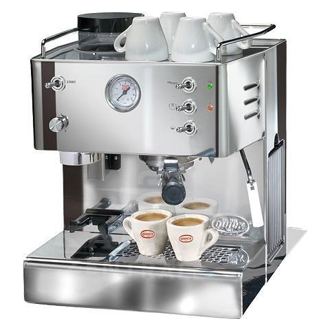 03035 Pegaso Macchina da Caffè con Macinacaffè Integrato