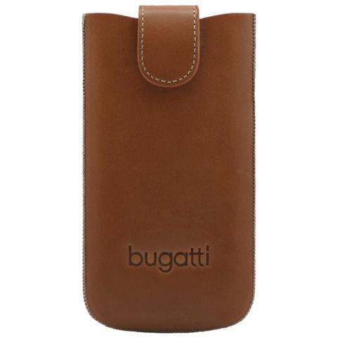 Bugatti Custodia in Pelle Universale Colore Marrone