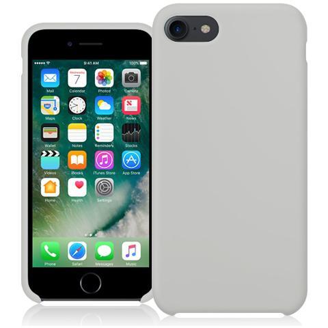 FONEX Executive Touch Cover in Silicone per Apple iPhone 7 Colore Sabbia
