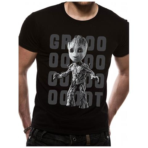 CID Guardians Of The Galaxy 2 - Groot Photo (T-Shirt Unisex Tg. S)