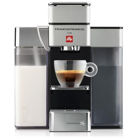 Macchina Da Caffè E Cappuccino Y5 Milk - Bianco -g60040