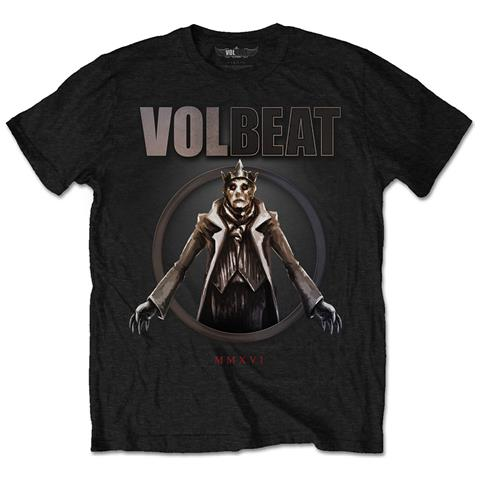ROCK OFF Volbeat - King Of The Beast (T-Shirt Unisex Tg. L)