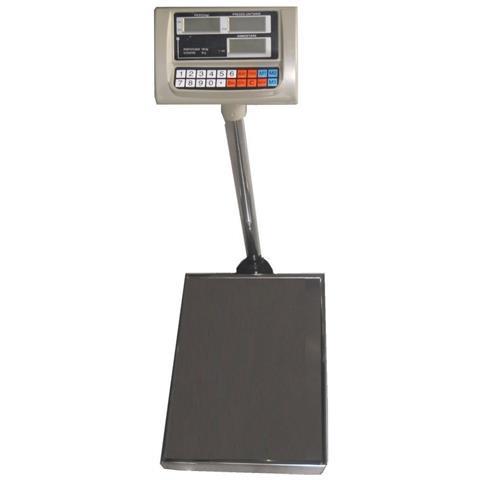 Bilancia Elettronica Professionale 100kg Display Digitale Con Asta