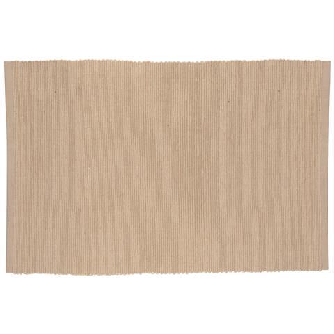 Tovaglietta Rettangolare in Cotone Cotton Crema 43,0 x 30,0 cm