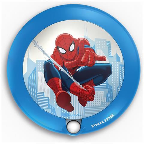 PHILIPS E Disney - Lucina Da Notte Spiderman