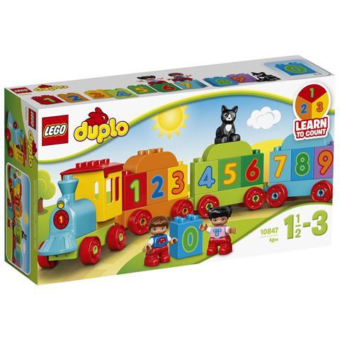 LEGO 10847 Il Treno Dei Numeri