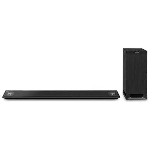 PANASONIC Soundbar SC-HTB885EGK Potenza Totale 500W 4K Pass-Through Subwoofer Wireless Bluetooth / NFC