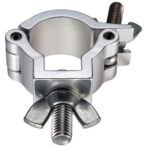proel Accoppiatore Singolo in Alluminio