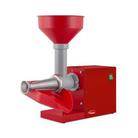 Image of 10902 N passapomodoro elettrico Rosso, Acciaio inossidabile 250 W