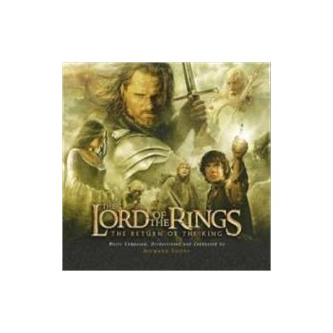 WARNER BROS Cd Lord Of The Rings (the) -the Return Of