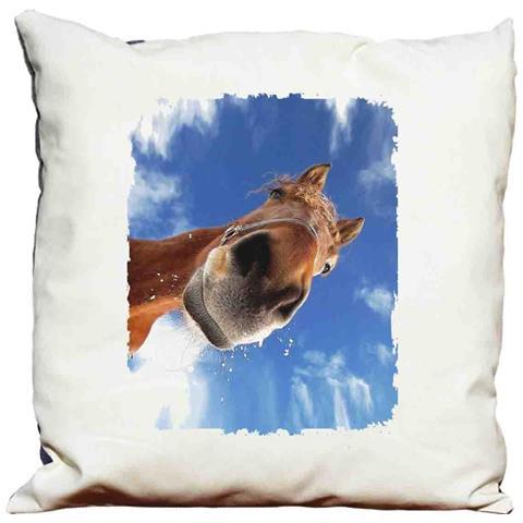 Cuscino Decorativo Cavalli