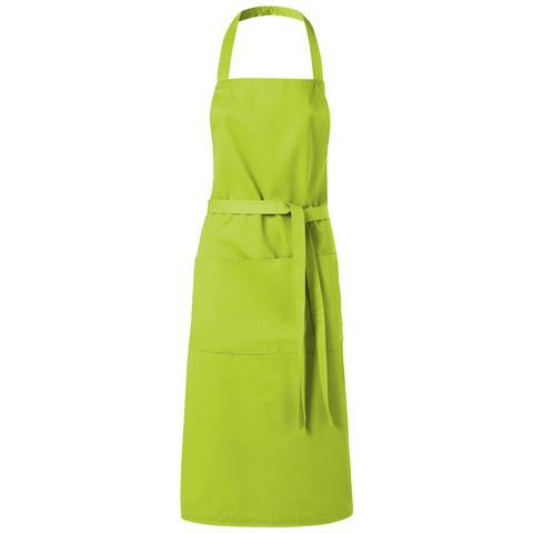 Viera Grembiule (100 X 70 Cm) (verde Lime)