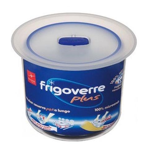 Contenitore per Alimenti Colore Blu Diametro 15 cm - Modello Frigoverre Plus