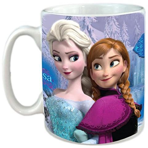 Tazza In Ceramica Disney Frozen Mug