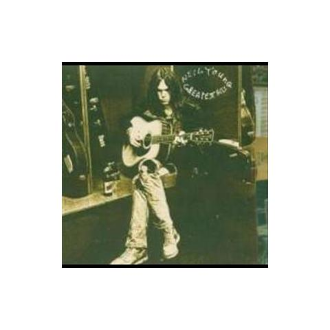 WARNER BROS Neil Young Greatest Hits