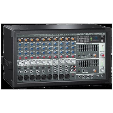 BEHRINGER Bh Pmp2000 Mixer Ampl 14 Ch 800w Eff