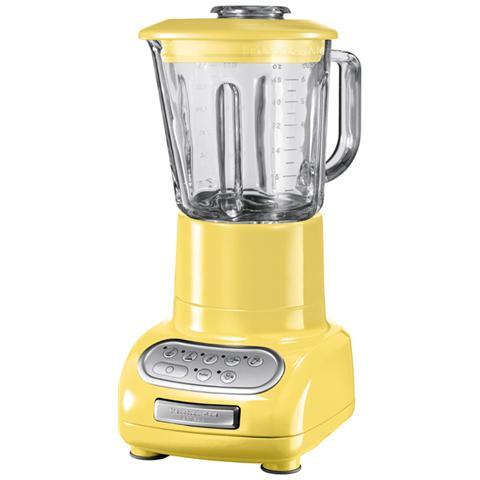 Frullatore Artisan Capacità 1,5 Litri Potenza 550 Watt 5KSB5553EMY Colore Giallo Majestic