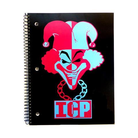 NECA Insane Clown Posse - Joker-unisex - O / s - Journal - Accessories - Multi-coloured -