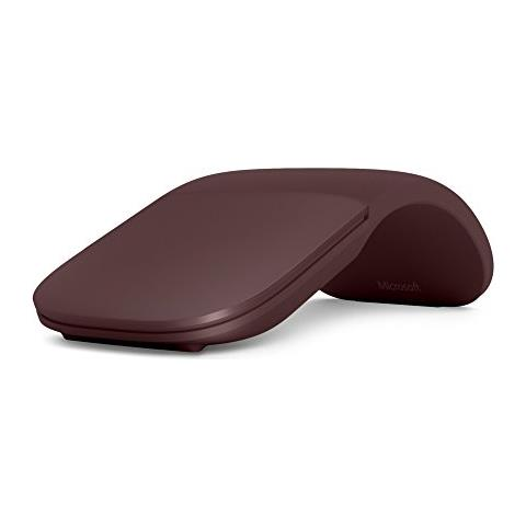 Image of Surface Arc Mouse Bluetooth Ambidestro Rosso mouse