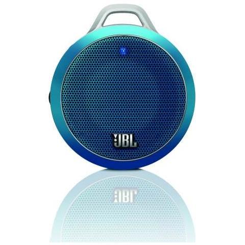 JBL Speaker Wireless Bluetooth On Tour Colore Blu