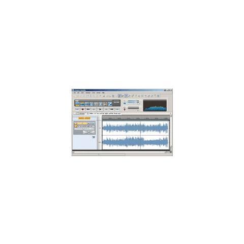 Olympus Sonority Music Editing