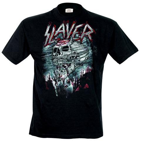 Rock Off Retail Limited Slayer - Demon Storm (T-Shirt Unisex Tg. L)